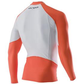 ORCA Mesh Rash Guard Koszulka z długim rękawem, high vis orange